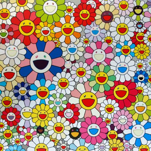 Takashi Murakami, 'Such Cute Flowers', 2010, Dope! Gallery