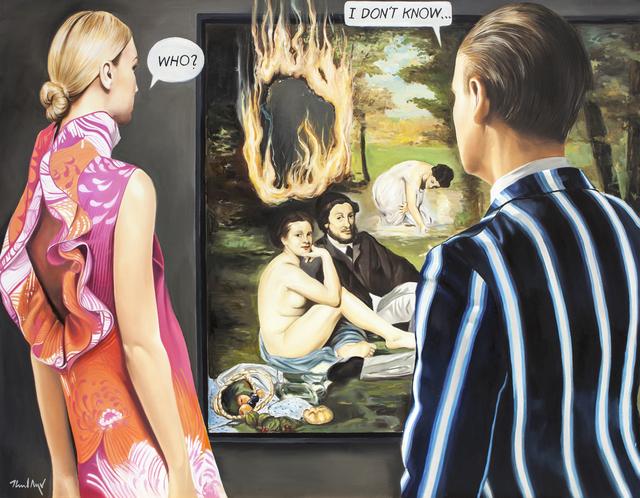 Heiner Meyer, 'The Birth', 2015, Galerie Schimming