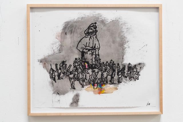 , 'Giant,' 2014, Rosamund Felsen Gallery