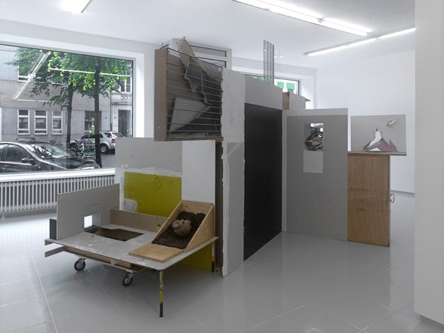 , 'Accumulator 1,' 2013, Galerie Max Mayer