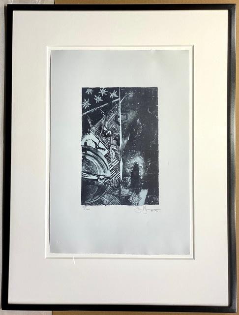 Jasper Johns, 'Summer (Blue)', 1985-1991, Woodward Gallery
