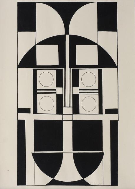 , 'Serie Evocacion Constructiva #3,' 1968, Leon Tovar Gallery