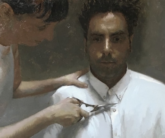 , 'Cut,' 2018, Galeria Contrast