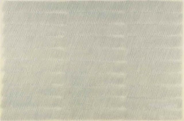 , 'Ecriture No. 65-75 (Writing No. 65-75),' 1975, Tina Kim Gallery