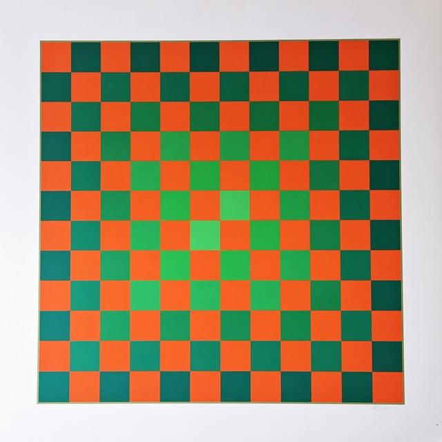 Hugo Demarco, 'Relation Couleur', 1973, Alpha 137 Gallery