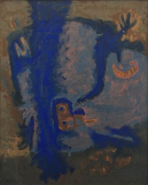 , 'sin titulo,' ca. 1963, Galeria Enrique Guerrero
