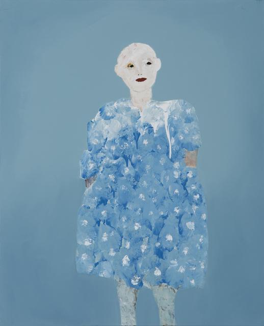 Marianne Kolb, 'Annalise', 2019, Painting, Mixed media on canvas, Sue Greenwood Fine Art