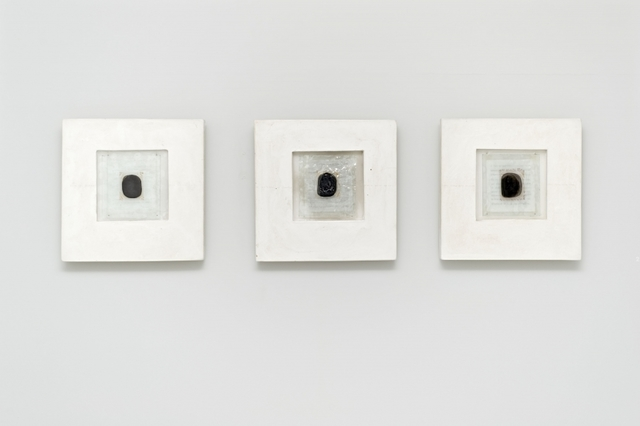, 'transmission i,ii,iii,' 2010, Cross Contemporary Art