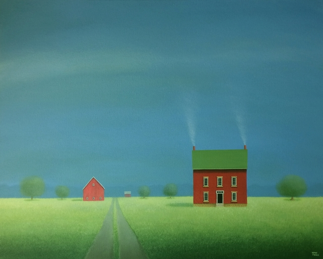 Sharon France, 'Along the Country Lane', 2014, UGallery