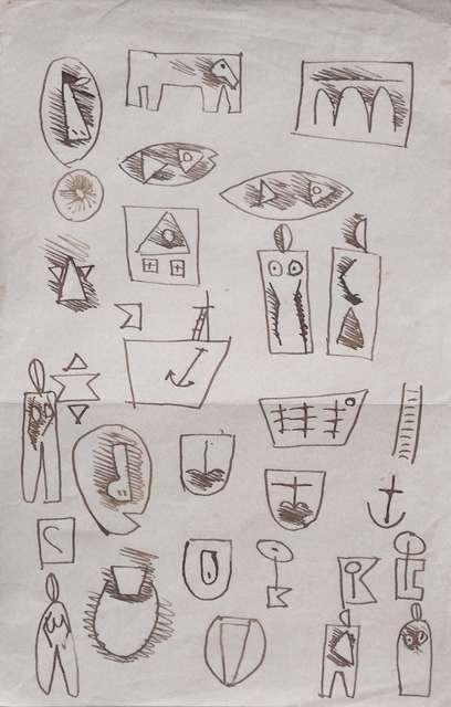 , 'Constructivo con objetos sueltos,' , Galería de las Misiones