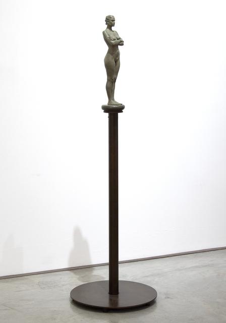 Robert Graham, 'Sasha', 1994, Sculpture, Bronze, Heather James Fine Art Gallery Auction