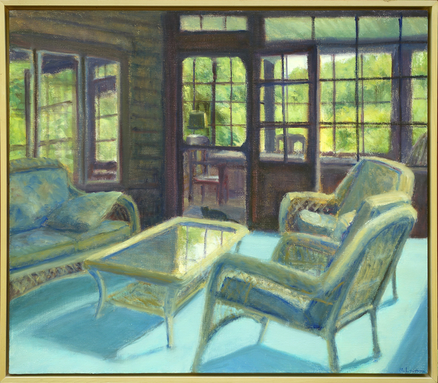 Margaret Leveson, 'Summer Porch', 2015, Blue Mountain Gallery