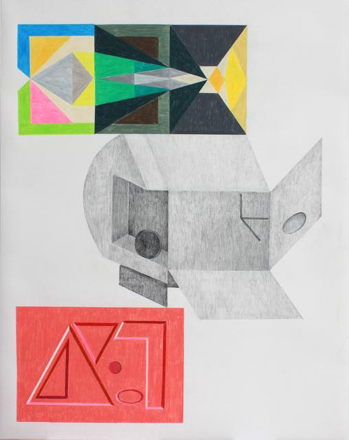 , 'Sin título,' 2019, Galería silvestre