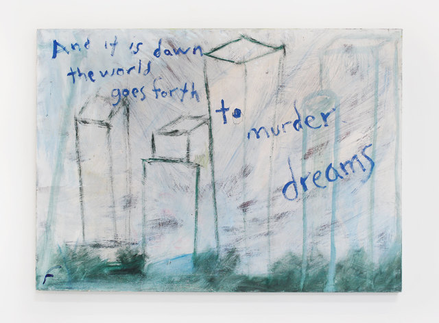 Lawrence Ferlinghetti, 'And it is Dawn (e. e. cummings Suite No. 2)', 2002, Rena Bransten Gallery