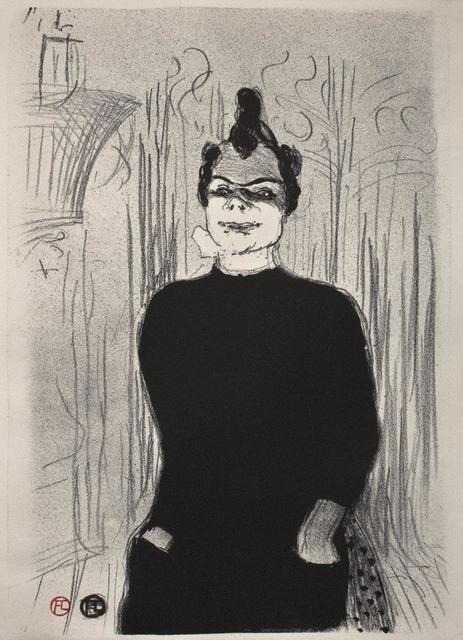 , 'At the Gaieté Rochechouart Theater: Nicolle [as a Streetwalker],' 1893, R. S. Johnson Fine Art