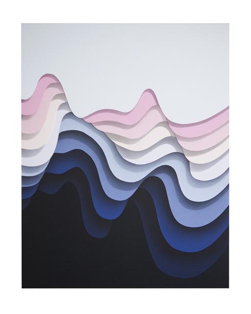 , 'Flow_07,' 2016, Hashimoto Contemporary