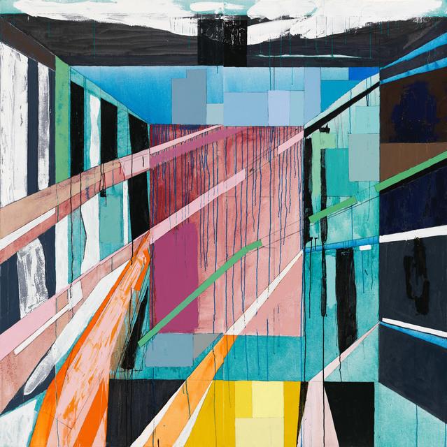 , 'Chapel II,' 2018, Andra Norris Gallery