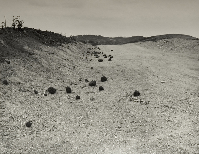 Joe Deal, 'Road Cut (Homage to Roger Fenton)', 1984, Robert Mann Gallery