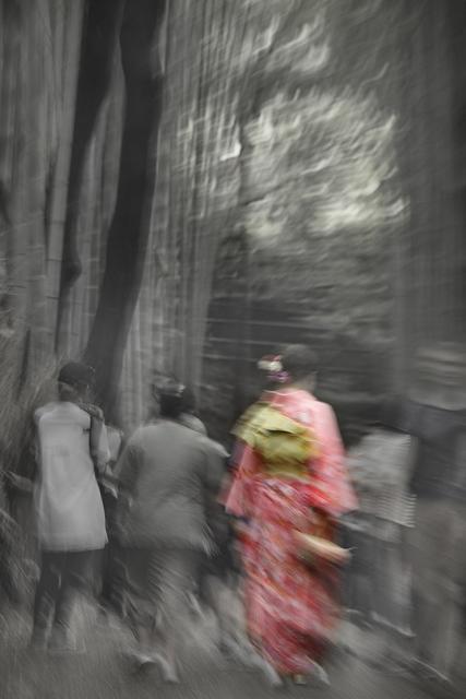 , 'Arashiyama 2,' 2017, Galeria Contrast