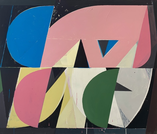 Jeroen Erosie, 'Current mood IV', 2019, Painting, Acrylic on canvas, Galerie Slika