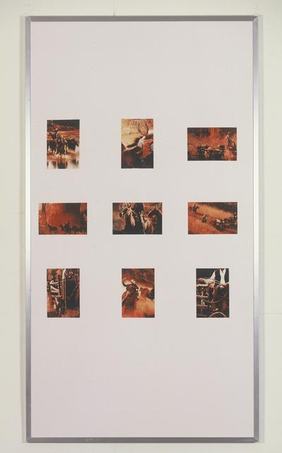 , 'Gang (Cowboys),' 1986, Galerie Isabella Czarnowska