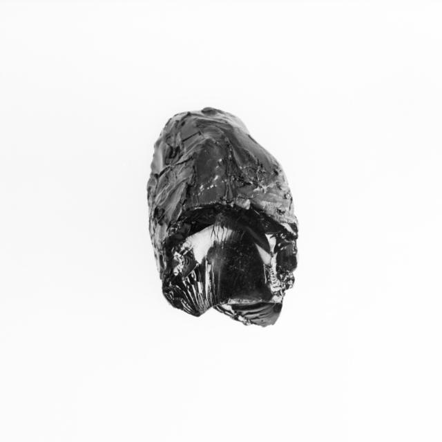 , 'Object in black,' 2016, GRAFO Gallery
