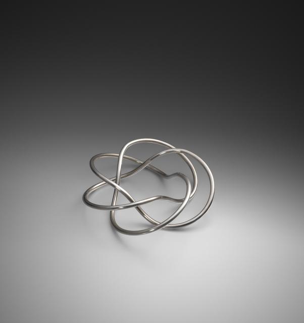 , 'Loop system 5:3, Bracelet,' 2013, Louisa Guinness Gallery
