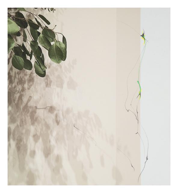 , 'Untitled (LF 17 #163),' 2016, Tracey Morgan Gallery