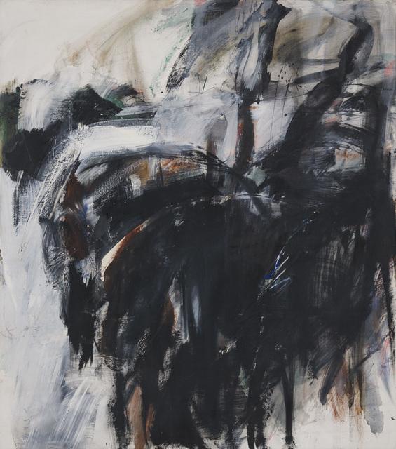 , 'Ohne Titel,' 1960, Galerie Schlichtenmaier