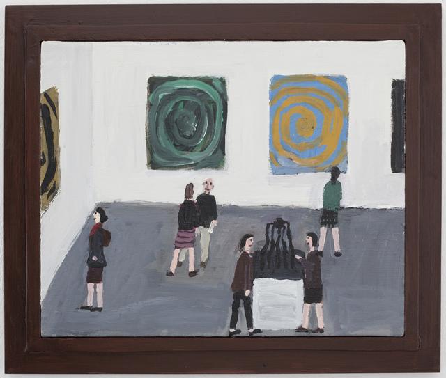 Kent Iwemyr, 'The Fine Arts ', 2017, Galleri Magnus Karlsson