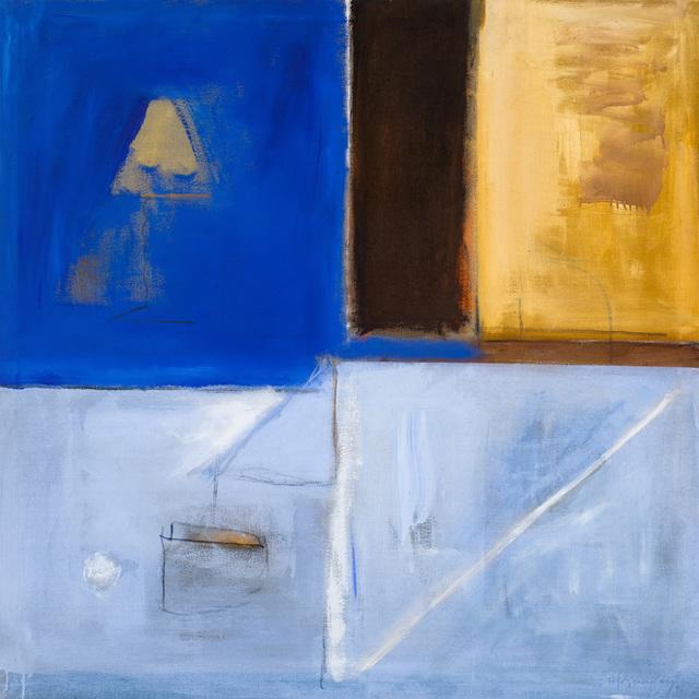, 'Estructura interior,' 1996, Galería Joan Prats
