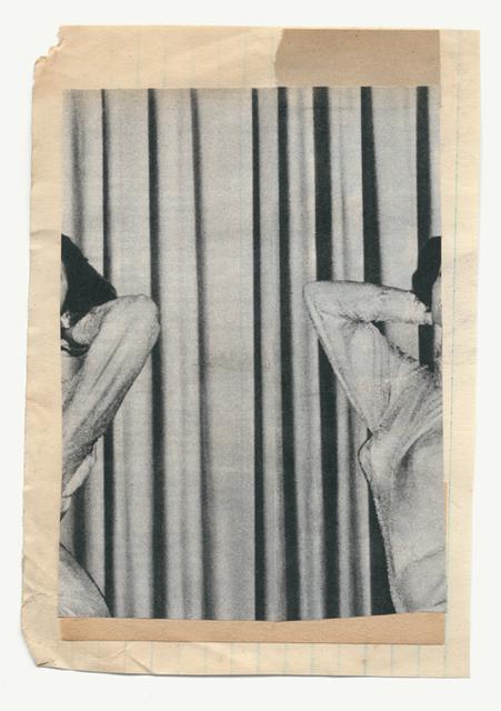 Katrien de Blauwer, 'Single cuts 74', 2015, Galerie Les filles du calvaire