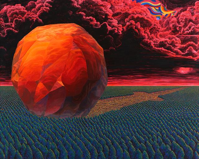 , 'Moving Stone 움직이는 돌,' 2014, Johyun Gallery