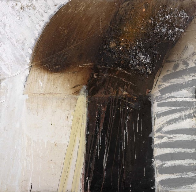 , 'Fire Painting VIII,' 2017-2018, Osborne Samuel
