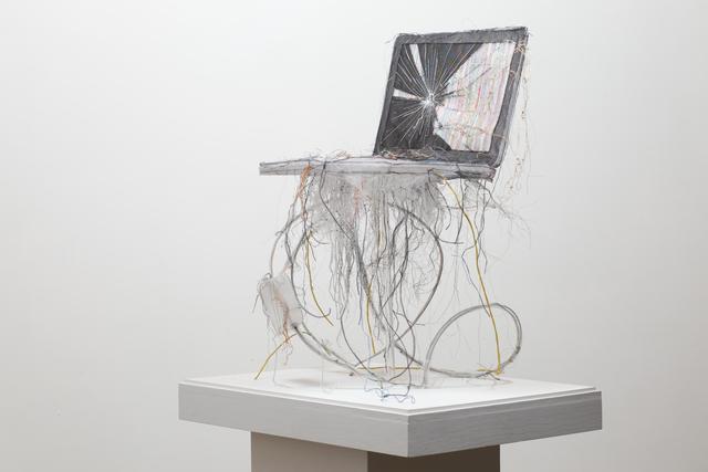 , 'Relic: body extension,' 2018, Art Mûr