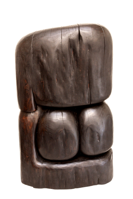Wang Keping 王克平, 'Woman (WK19)', 2016, Sculpture, Maple Wood, 10 Chancery Lane Gallery