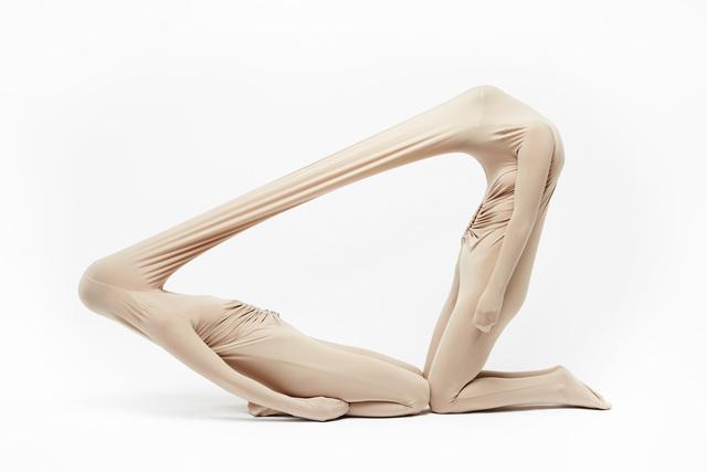 , 'Framed Elasticiy / Symbiotic Sways,' 2017, RAKE