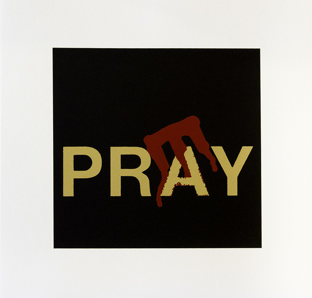 , 'Pray/Prey,' 2015, Jim Kempner Fine Art