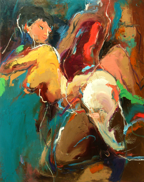 , 'Possible  1,' 2015, Yuan Ru Gallery