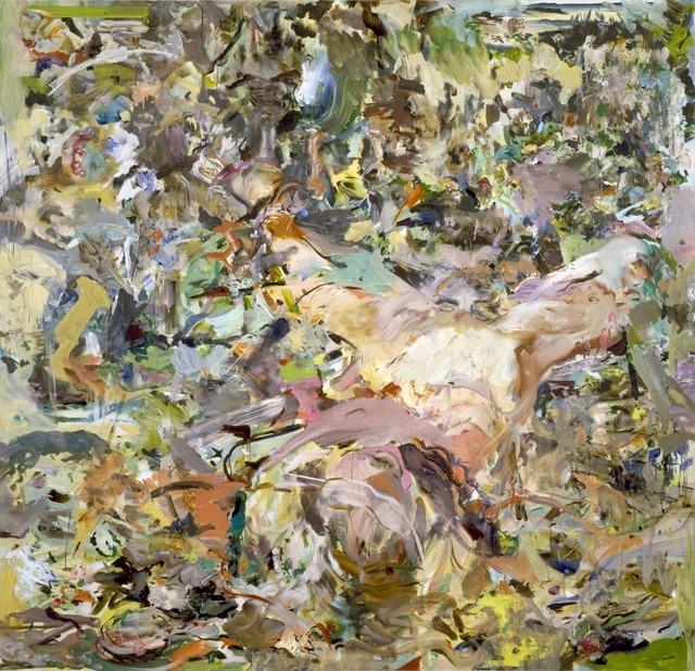 Cecily Brown, 'Skulldiver 3 (Flightmask)', 2006, Gagosian