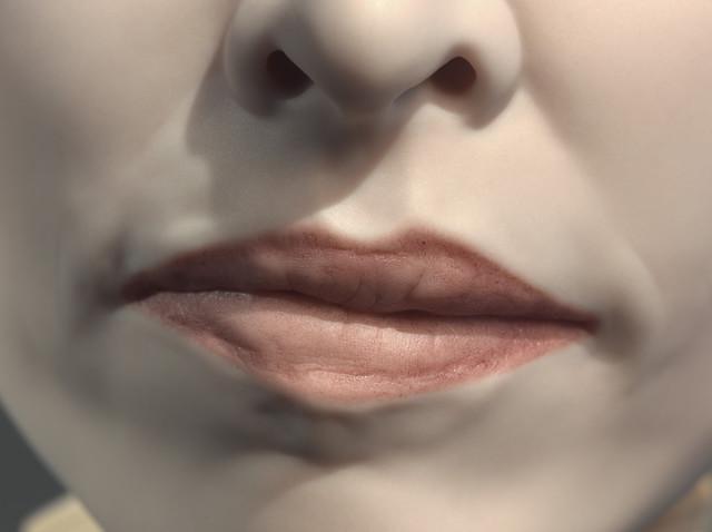 , 'Mouth, Clay,' 2008, MASS MoCA