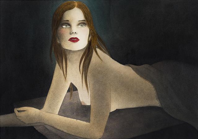 Corinne von Lebusa, 'Swanette', 2016, Galerie Kleindienst