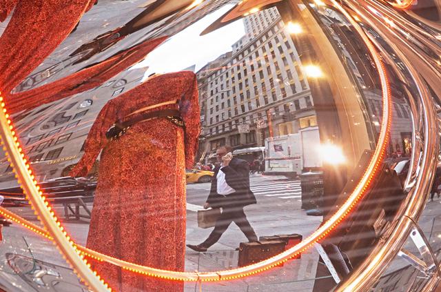 , 'Parabolic Reflections Fifth Avenue,' , Soho Photo Gallery