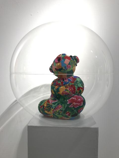 Jiang Shuo, '气泡里的福娃;Lucky Kid in Bubble', 2013, Linda Gallery