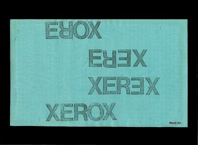 , '2x3X,' 1982, Marsiaj Tempo