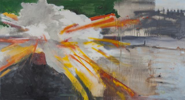 Cláudio Gabriel, 'A normal day', 2014, Painting, ECCO - Espaço Cultural Contemporâneo
