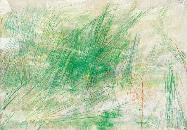 , 'Grass,' 2016, Galerie du Monde