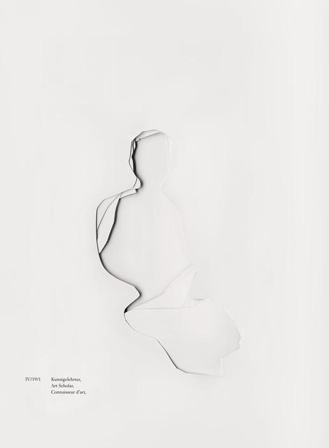 , 'Art Scholar,' 2014, Yossi Milo Gallery