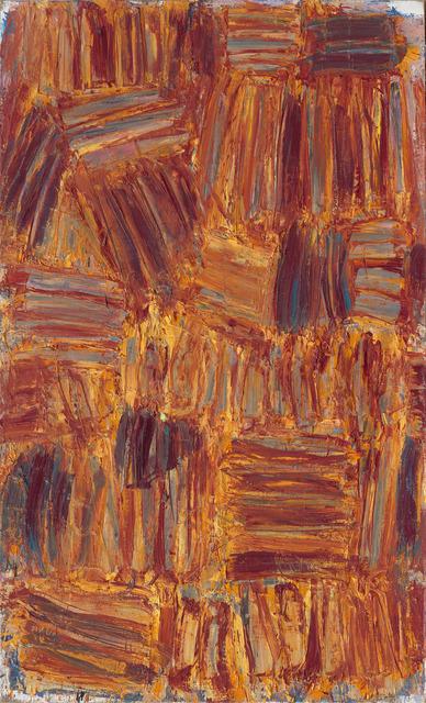 , 'Living in a bush I,' 2015, GRAFO Gallery