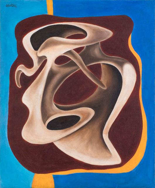 Charles Alston, 'Mirror Image', 1949, Michael Rosenfeld Gallery